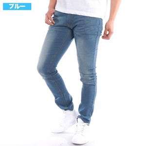 [2019NewItem] Stretch Slim Denim Pants Skinny