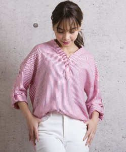 Stripe Roll Shirt