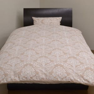 Damask Bedspread Cover Mattress Cover Pillow Case