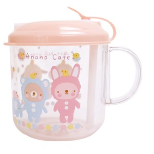 Straw Cup Pink