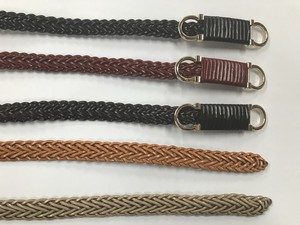 """2020 New Item"" Playback Hall Buckle Braided Belt"