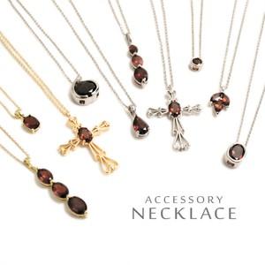 1 Pc Around Quality Natural stone Garnet Necklace 10 Pcs Assort Lucky Bag