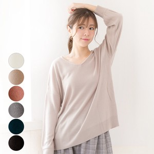 Cashmere V-neck Sweater mitis