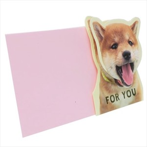 Greeting Card Multipurpose Card Shiba Dog