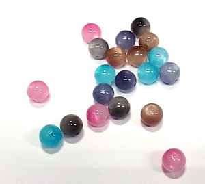 Original Coating Acrylic Pearl Two Tone 2mm