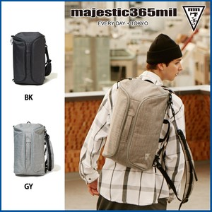 Backpack Diagonally Men's Ladies