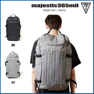 Backpack Men's Ladies Large capacity Majestic