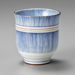 Rainbow Tokusa Japanese Tea Cup