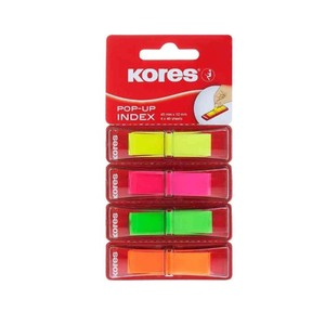 4 Colors Pop Sticky Note