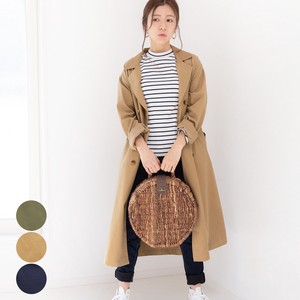 [2019NewItem] Cotton Trench Coat mitis
