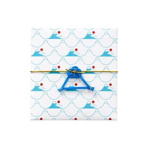 Gift Money Envelope Gift Money Envelope Mizuhiki Charm Attached Petit envelope Mt. Fuji