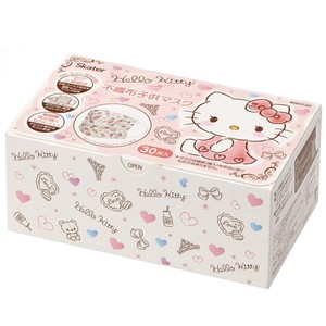 Hello Kitty Non-woven Cloth Kids Mask 30 Pcs