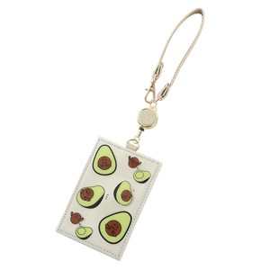 Avocado Commuter Pass Holder
