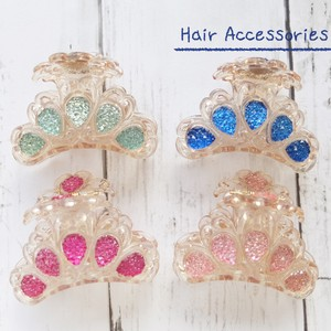 Glitter Clear Hair Ban Set of Assorted Hair Accessory