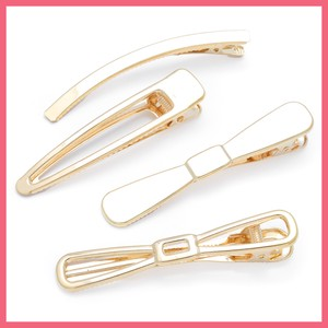 Gold Metal Casual Hair Clip