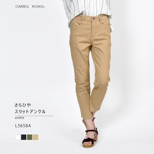 Material Color Ankle Slim