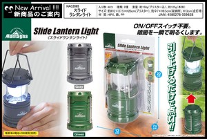 Ride Lantern Light