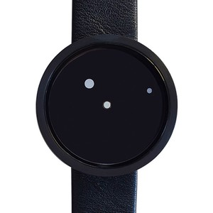 【2019新作】 【POS+】[NAVA]ORA LATTEA BLACK 42mm 《腕時計》