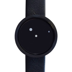 【2019新作】 【POS+】[NAVA]ORA LATTEA BLACK 36mm 《腕時計》