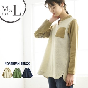 Fleece Tunic Top Natural
