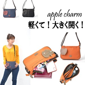 Apple Charm Storage Shoulder
