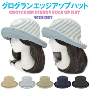 For Summer Edge Hat Ladies Adjustment Attached