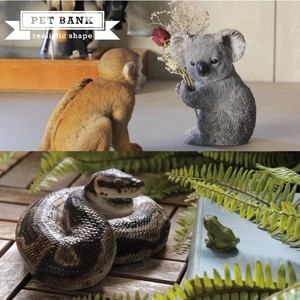 Popular Real Animal Piggy Bank Pet Bank