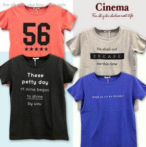 For Summer Short Sleeve Print T-shirt