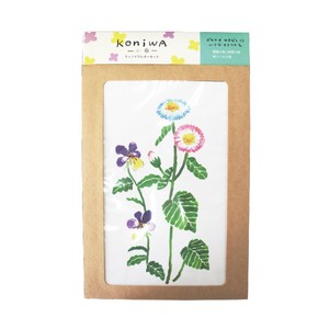 Window Writing Papers & Envelope DAISY