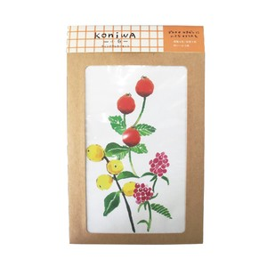 Window Writing Papers & Envelope Rose Hip