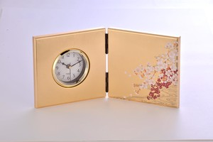 Running Water Folding Screen Clock/Watch