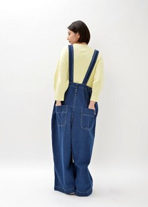Denim Big loose Pet Pants