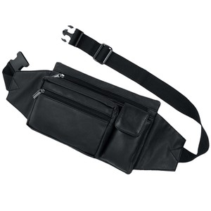 Actual Goods Limit Renewal Sheep Leather Attached Waist Bag