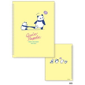 Ring Binder Book