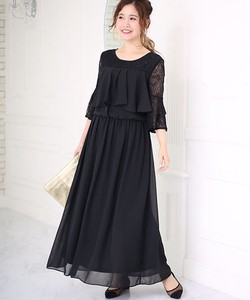 Dress Wedding Ceremony Lace Layard Long Dress