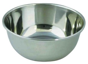 Stainless Round Bowl