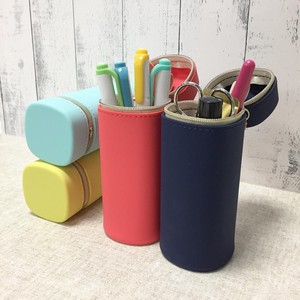 Stand Pencil Case Square Type