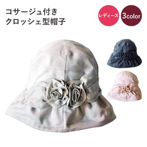 Corsage Attached Hats & Cap Countermeasure