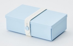 Light blue Box Objects and Ornaments Ornament Lunch Box