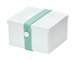 White Box Objects and Ornaments Ornament Lunch Box