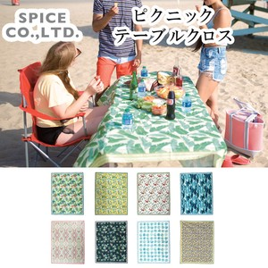 Vacation Picnic Tablecloth