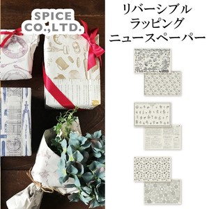 Reversible pin Paper 6 Pcs Set