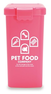 Products for Dogs & Cat Pet Food Pink