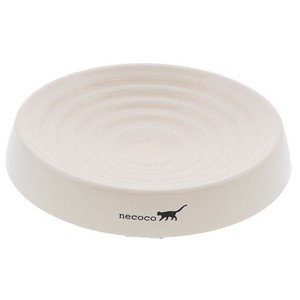 Products for Dogs & Cat Melamine Dish White