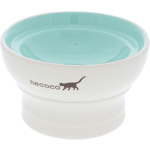 Products for Dogs & Cat Attached Pottery Plates & Utensil Wet Food