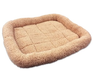 Pet Relation Supply Pet Life Bed Size M Light Brown