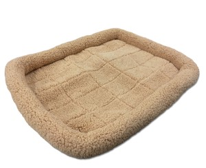 Pet Relation Supply Pet Life Bed Size L Light Brown