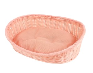 Pet Relation Supply Pet Hand Knitting Color Bed Size M Light Pink