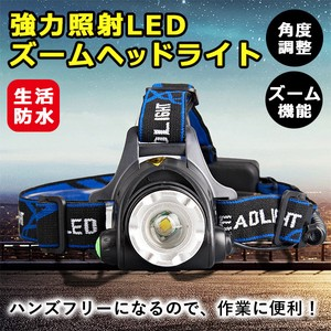 Maximum Strong LED Head Light