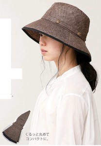 [2019NewItem] Prevention Countermeasure Folded Hat